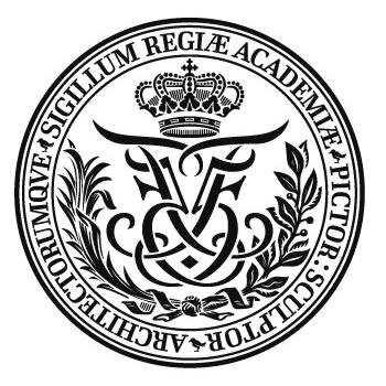 Kunst akademiets logo